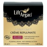 Crème Repulpante Divine Anti-rides profondes 50ml - Lift Argan anti-âge Aromatic Provence