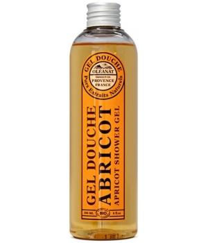 Gel douche Abricot bio - Oleanat