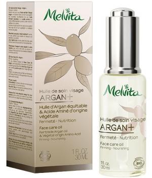 Huile de soin visage ARGAN+ bio - Melvita