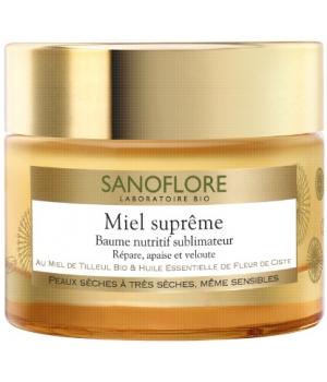 Miel Suprême Baume Nutritif Sublimateur - Sanoflore