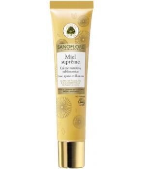 Miel Suprême Crème Nutritive Sublimatrice - Sanoflore