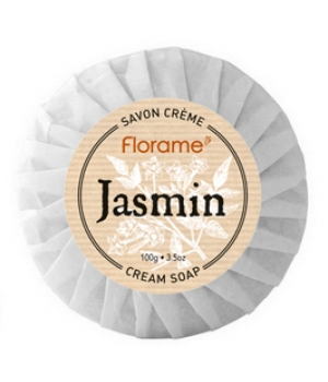 Savon Crème Jasmin bio - Florame