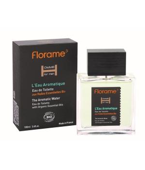 Eau de Toilette homme L Eau Aromatique - Florame