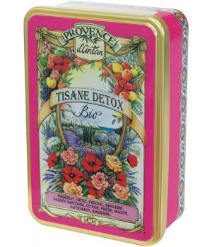 Tisane Detox bio coffret - Provence d'Antan