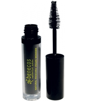 Mascara Wonder Vegan steel grey - Benecos