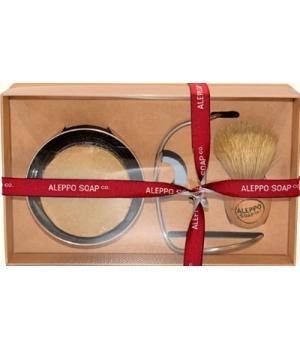 Coffret du Barbier Aleppo Soap - Tadé