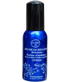 Brumes de bien-être STRESS 30 ml - Elixirs & Co