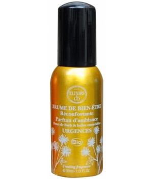 Brumes de bien-être URGENCE 30 ml - Elixirs & Co