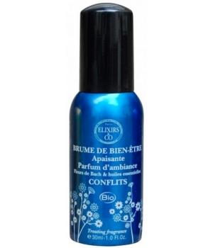 Brumes de bien-être CONFLITS 30 ml - Elixirs & Co