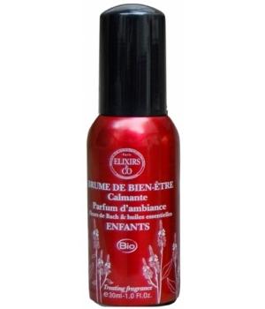Brumes de bien-être calmante ENFANTS 30 ml - Elixirs & Co Aromatic provence