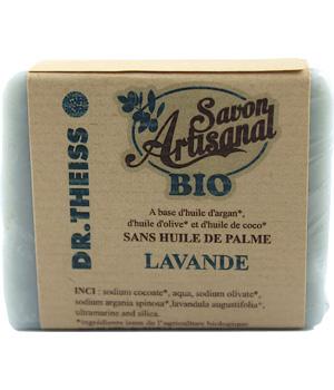 Savon artisanal bio Lavande - Dr.Theiss