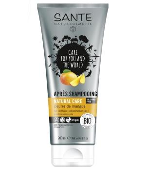 Après shampooing Natural care au Beurre de Mangue - Santé