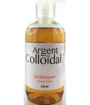 Gel Nettoyant doux Hygiène Intime Argent Colloïdal - Dr.Theiss