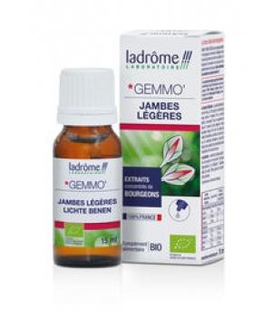 Gemmo Jambes légères bio - Ladrôme