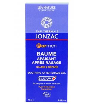 Baume apaisant après-rasage silicium - Eau Thermale Jonzac