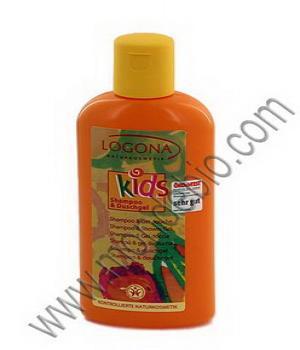 Shampooing Gel douche enfant Kids 200ml - Logona