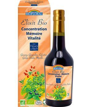 Elixir aux fruits d'Automne 375ml Biofloral