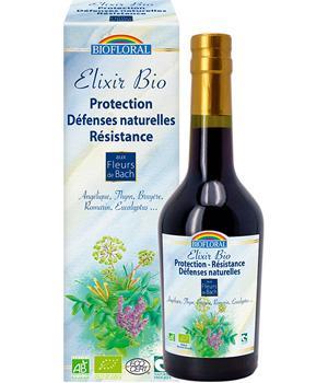 Elixir aux plantes d'Hiver 375ml Biofloral