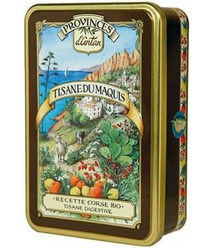 Tisane du Maquis bio Coffret - Provence d'Antan