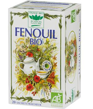 Tisane Fenouil bio - Romon Nature