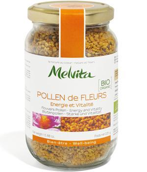 Pollen de fleurs - Melvita