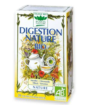 Tisane Digestion bio, Nature - Romon Nature