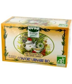 Tisane Confort Urinaire bio - Romon Nature