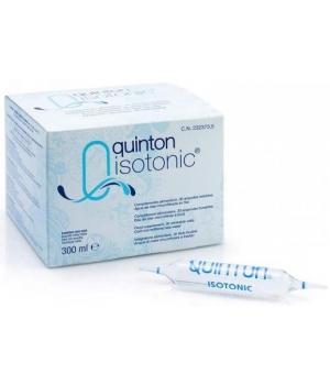 Quinton Isotonic buvable 30 ampoules
