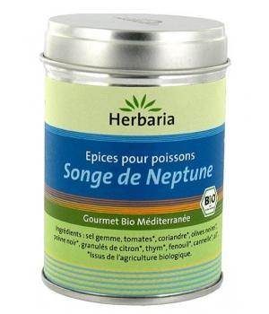 Herbaria - Songe de Neptune Epices pour poissons