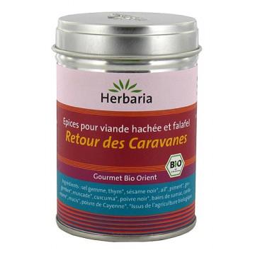 Herbaria - Retour des Caravanes, Epices pour viande hachée et falafel