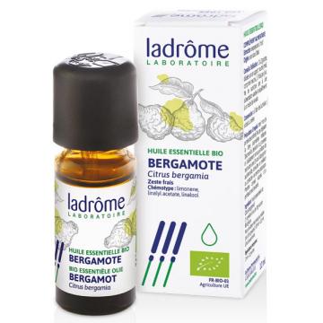 Huile essentielle bio Bergamote - Ladrôme