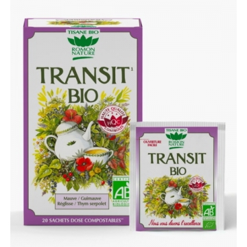 Tisane Transit bio - Romon Nature