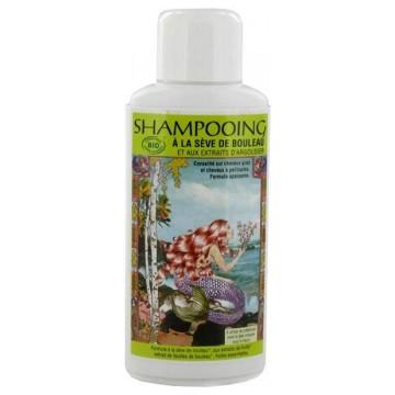 Shampooing à la Sève de Bouleau - Gayral