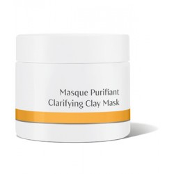 Masque Purifiant en pot - Dr.Hauschka