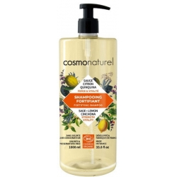 Shampooing bio Fortifiant 1 litre - Cosmo Naturel
