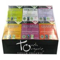 Assortiment de thés bio et équitables - Touch Organic