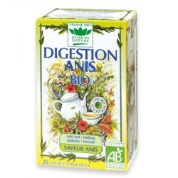 Tisane Digestion Anis bio - Romon Nature