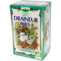Tisane Draineur bio - Romon Nature