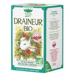 Tisane Draineur bio - Romon Nature