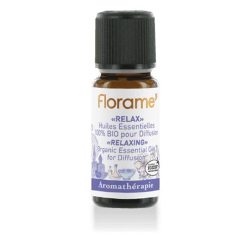Composition Relax bio - Florame