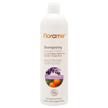 Shampooing Douceur câline bio - Florame