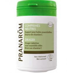 Comprimés support pour huiles essentielles - Pranarôm
