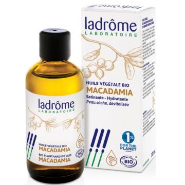 Huile Macadamia bio - Ladrôme