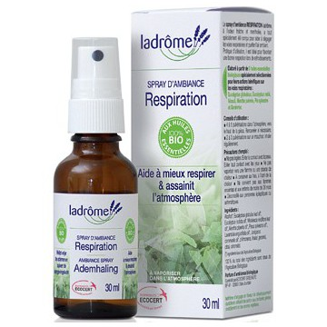 Spray respiration - Ladrôme