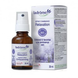 Spray d'ambiance Relaxation - Ladrôme