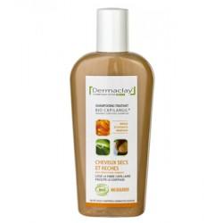 Shampooing traitant Cheveux secs et rêches 250 ml - Dermaclay