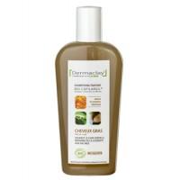 Shampooing traitant Cheveux gras 250 ml - Dermaclay -  capilargil