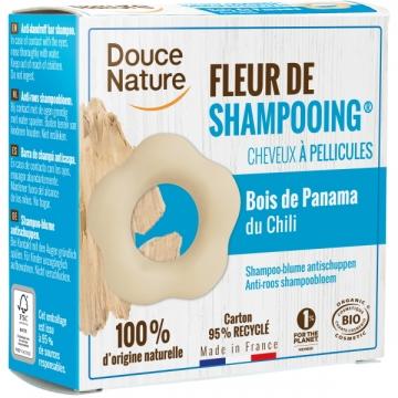 Fleur de Shampooing antipelliculaire - Douce Nature