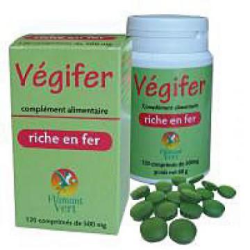 VEGIFER Spiruline riche en fer - Flamant Vert