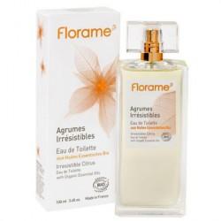 Eau de Toilette bio Agrumes Irrésistibles - Florame